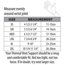 Swede-O Thermal Vent CT Wrist Immobilizer