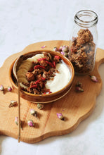 Load image into Gallery viewer, Rose Macadamia Goji Granola (+Lucuma)
