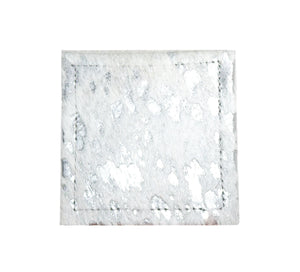 REEVES Coasters, Silver (Set of 4) - Shop Allie Marie