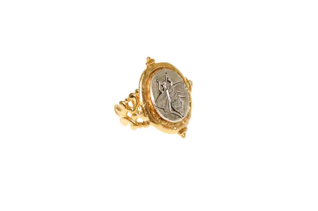 STAUNTON Bee Ring - Shop Allie Marie