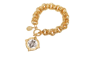 IRVING Bee Bracelet - Shop Allie Marie