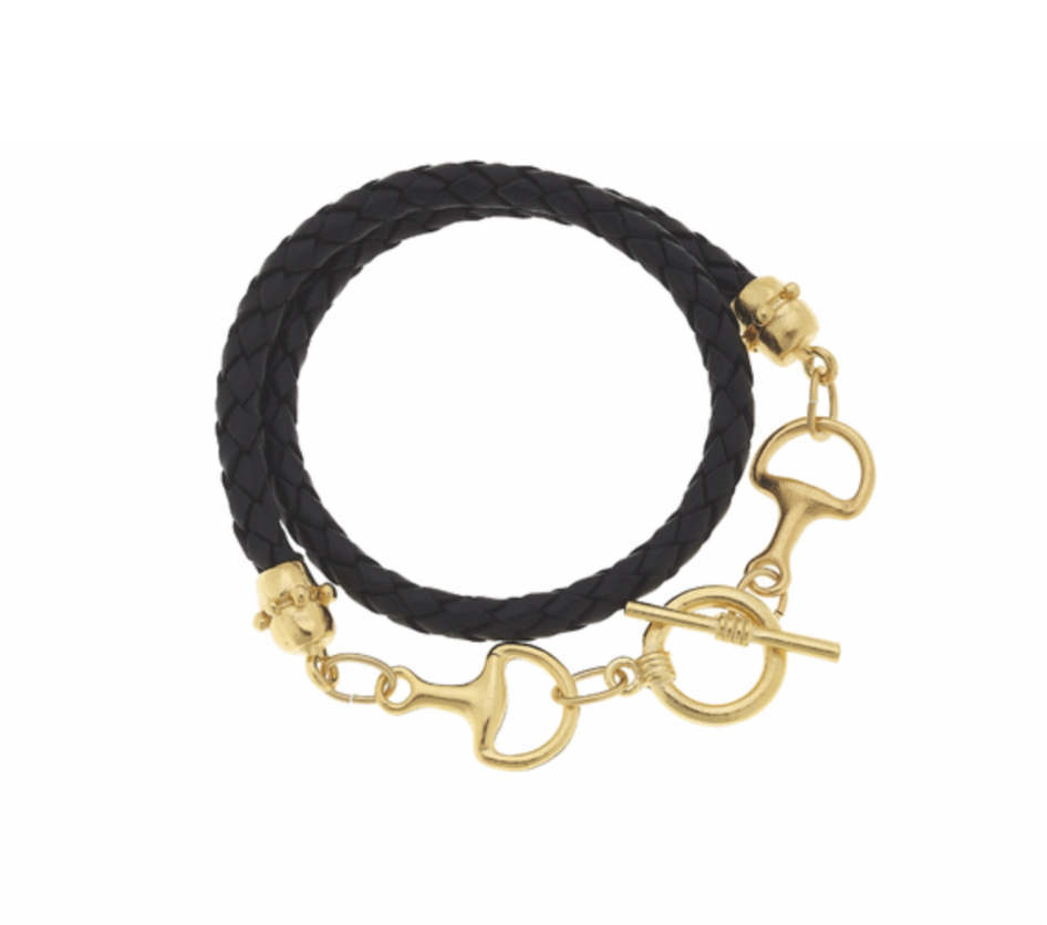 HARLEY Double Wrap Bracelet - Shop Allie Marie