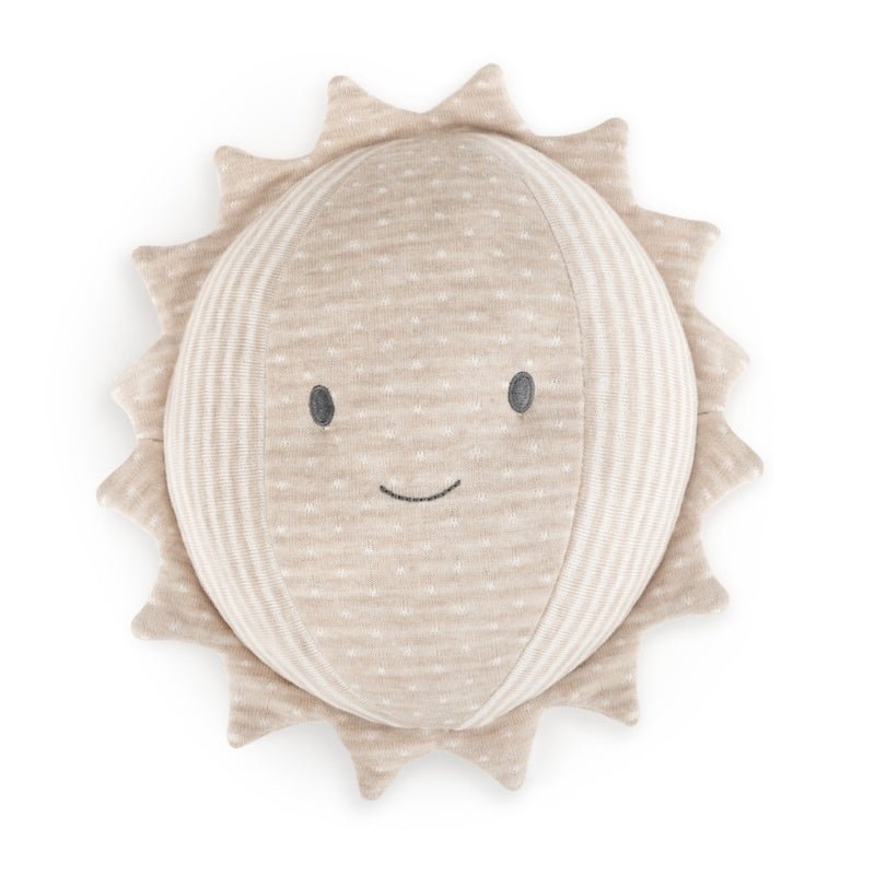 Moon & Back Rattle - Available in Sun, Moon, Earth & Star