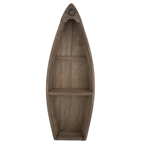 Boat Shaped Shelf