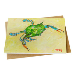 Note Cards - Crab Designs - Kim Rody Creations
