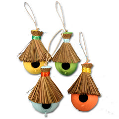 Coco Bird House - Available in 4 Colors