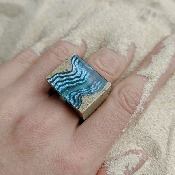 Rift Statement Ring