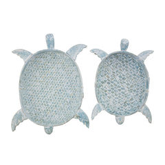 Bamboo Turtle Baskets