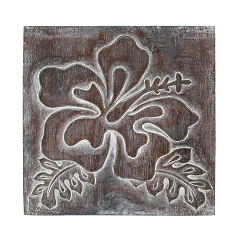Wood Tropical Wall Decor