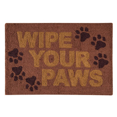 Wipe Your Paws Rug