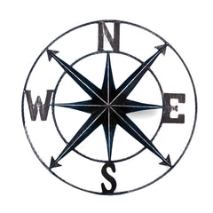 Compass Wall Plaque - 24