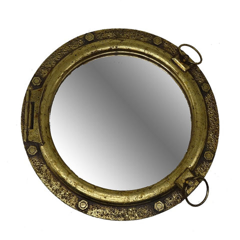 Port-Hole Mirror