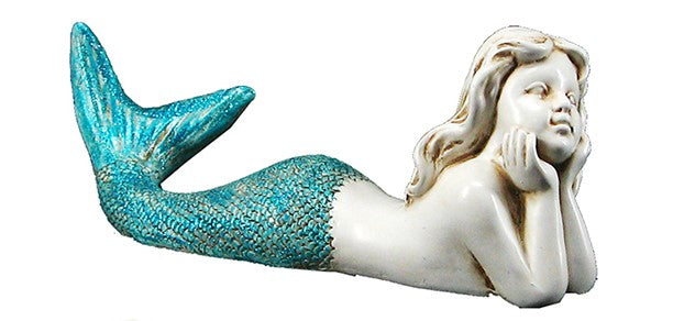 Spa Blue Mermaid Laying - 3 assorted styles