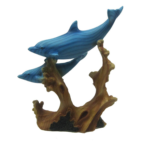 Dolphin Figure on Base
