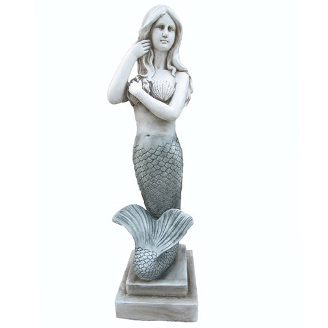 Resin Mermaid Statue