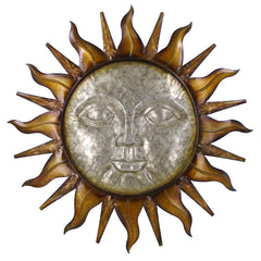 Sun Face Wall Art - 26.5