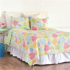Palm Beach Quilt Set