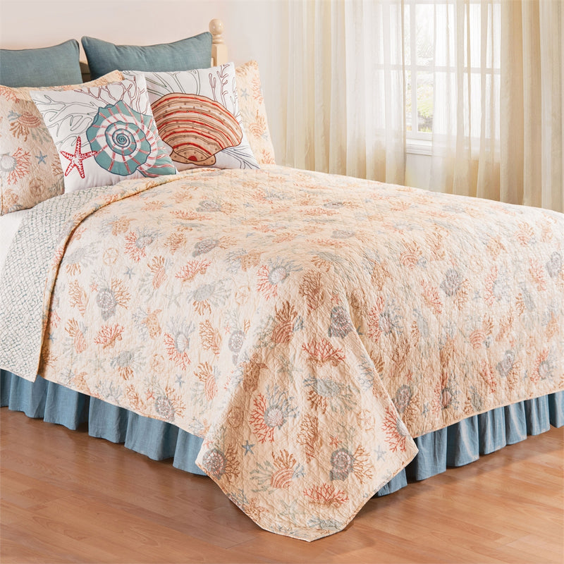 Seabrook Quilt Set