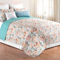 Dancing Waters Quilt Set