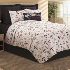 Anchors Away Quilt Set