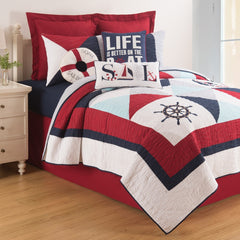 Waterborne Quilt Set