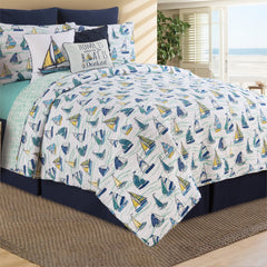 Dockside Quilt Set