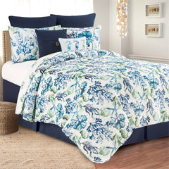 Bluewater Bay Quilt Set