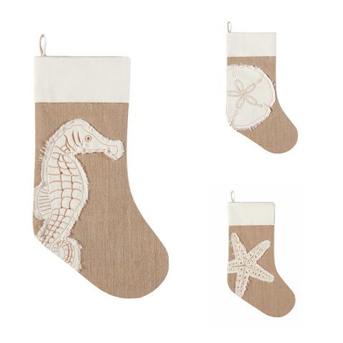 Merry Coastmas Stocking
