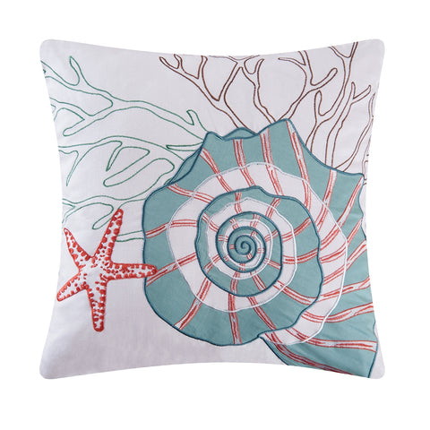 Nautilus Pillow