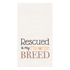 Rescued Breed Kitchen Towel