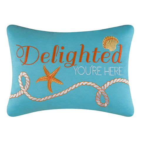 Delighted Pillow