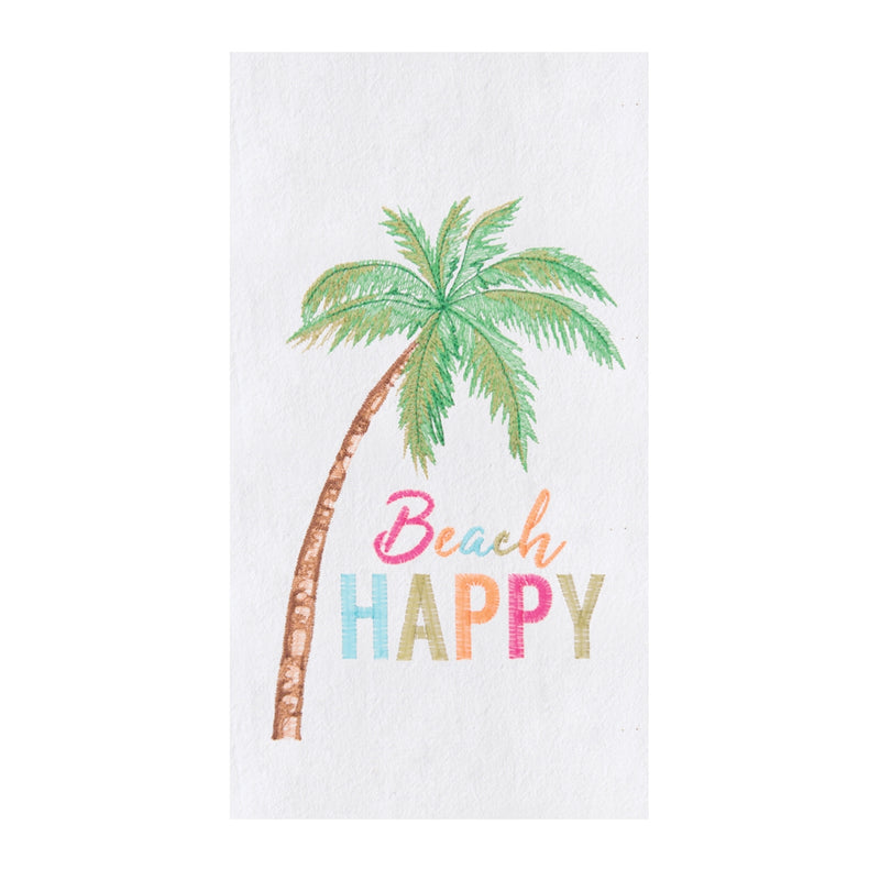 Beach Happy Kitchen Towel
