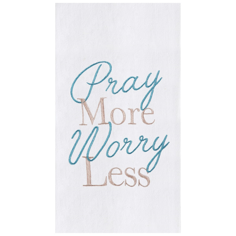 Assorted Faith Kitchen Towels