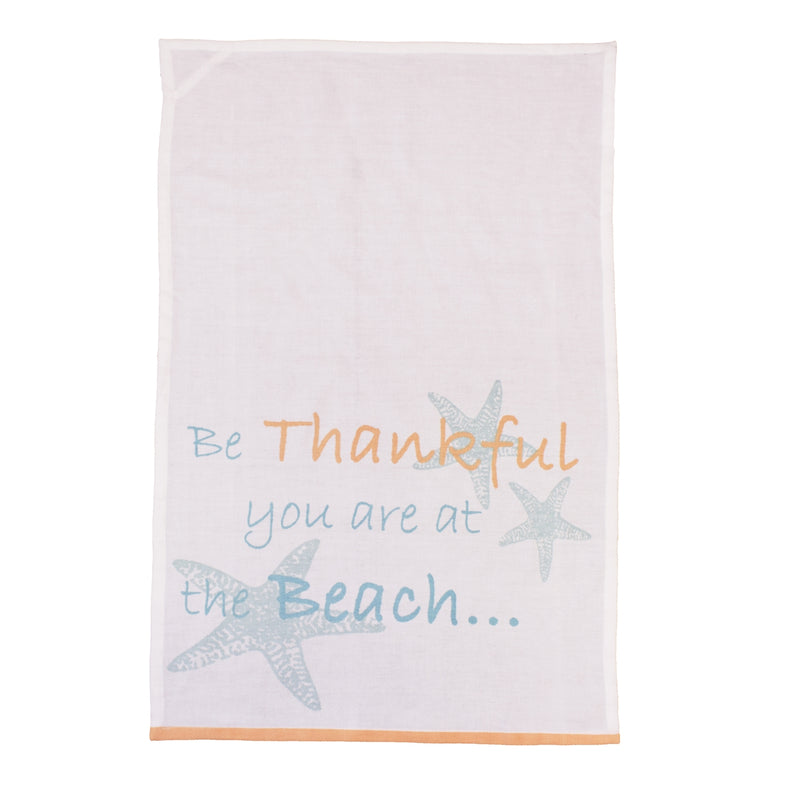 Be Thankful Kitchen Tea Towel