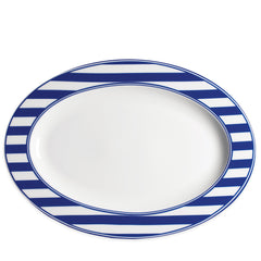 Beach Towel Stripe Dinnerware