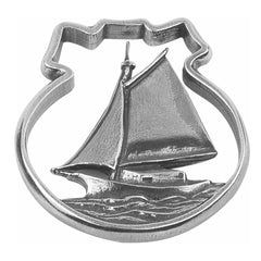 Sailboat Ornament