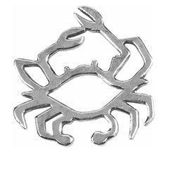 Contemporary Crab Ornament