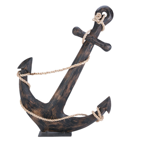 Wood Anchor on Metal Base