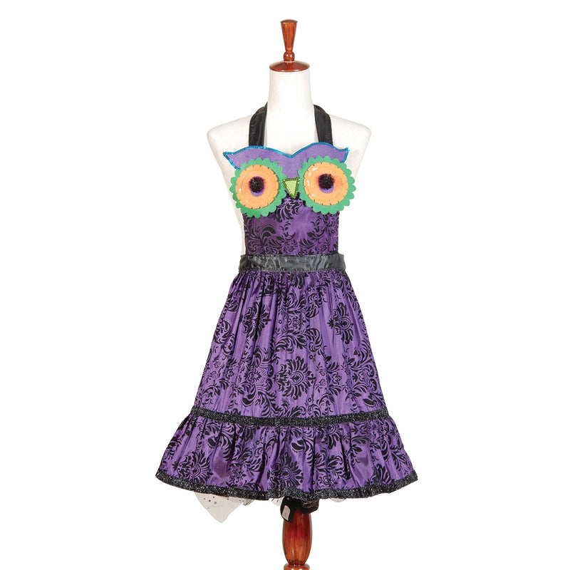 Hot Owl Full Apron