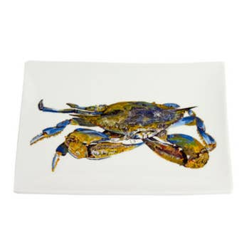 Big Blue Crab Dinnerware