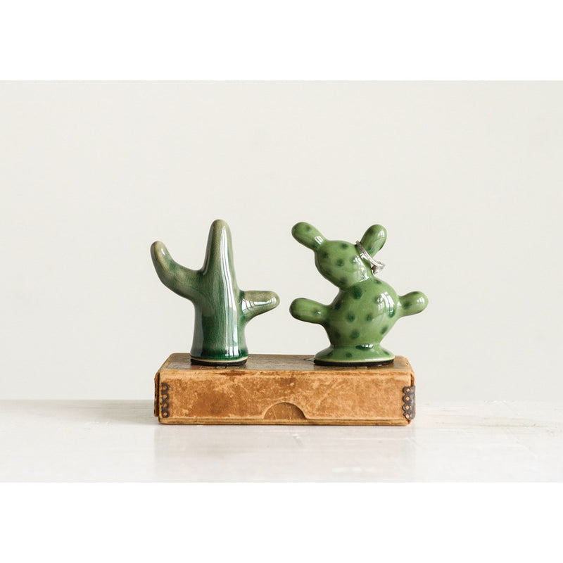 Cactus Ring Holder in  2 Styles