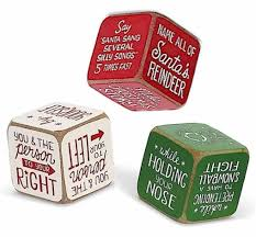 Party Starter Dice