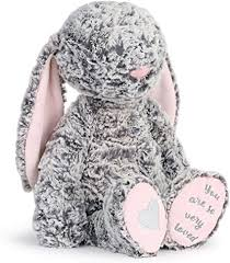 Bunny Plush Toy - Isabella or Benjamin