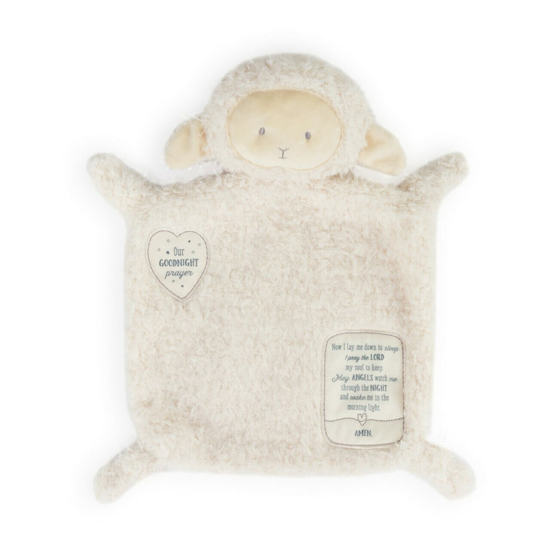 Goodnight Prayer Lamb Blankie