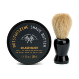 Milagu Black Men's Shave Set