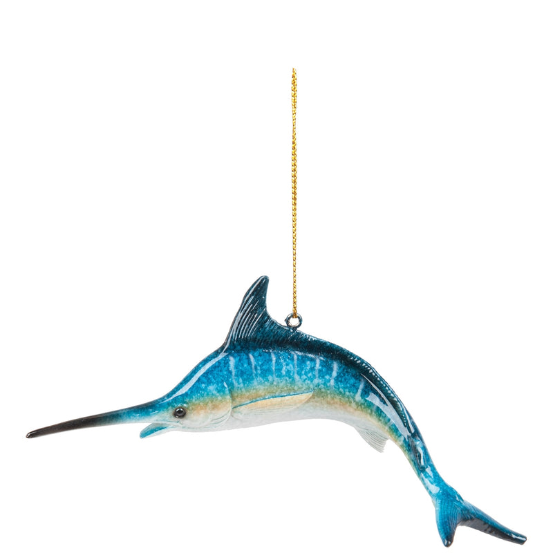 Cozumel Reef Swordfish Ornament