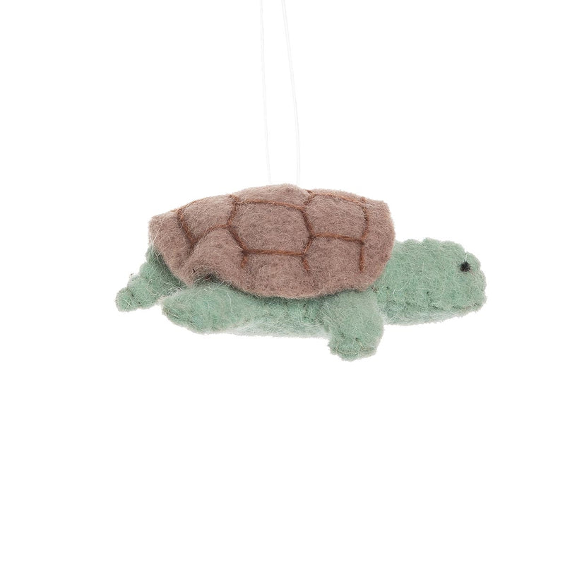 Felt Seaturtle Ornament