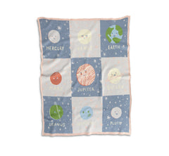 Planets Blanket
