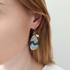 Rockpool Earrings
