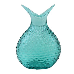 Glass Mermaid Tail Vase